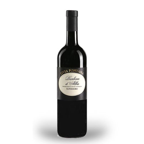 Barbera d'Alba Superiore DOC - Livia Fontana (2012) - 750 ml