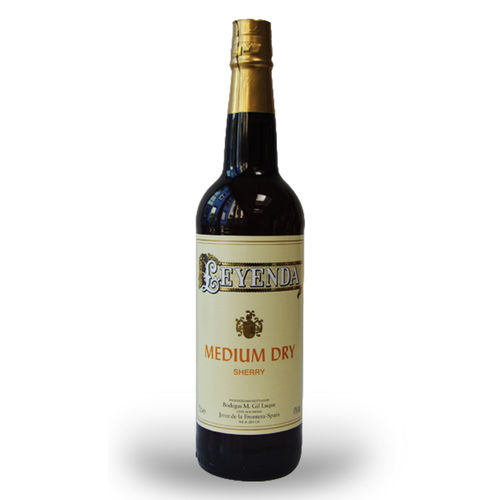 Sherry Leyenda Medium Gil Luque - 750ml
