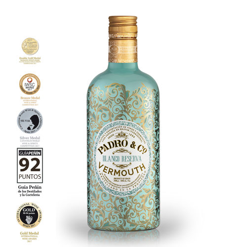 Padro & Co Vermouth Blanco Reserva - 750ml