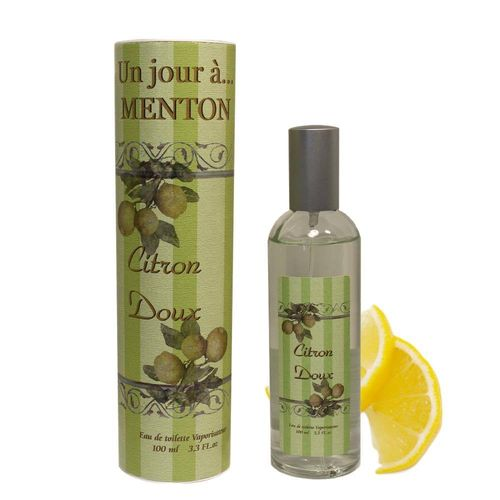 Eau de Toilette Spray ZITRONE 100ml Provence