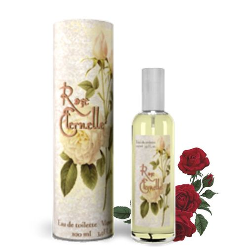 Rosenduft Eau de Toilette Spray ROSE 100ml Provence